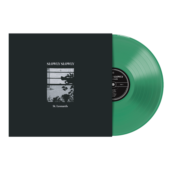 "St Leonards 12"" Vinyl (Transparent Emerald Green)"