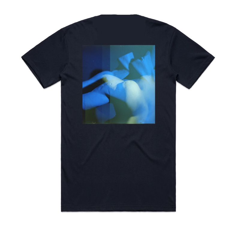 Race Car Blues Tee (Navy) + Album Digital Download