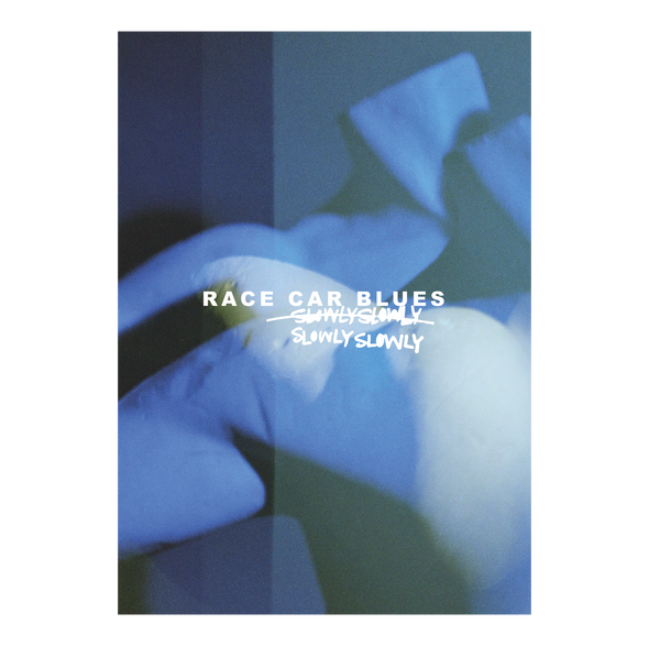Race Car Blues Poster (Limited Signed Edition) + Album Digital Download // PREORDER