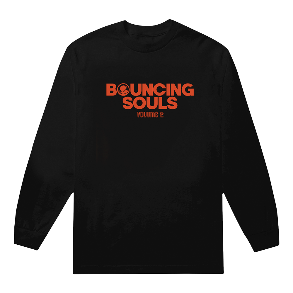Volume 2 Longsleeve (Black)