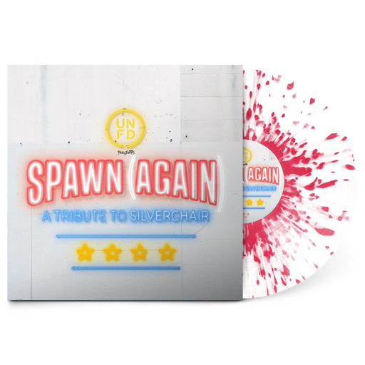 "Spawn (Again): A Tribute To Silverchair 12"" Vinyl (Snow White with Pink Cadillac Splatter)"