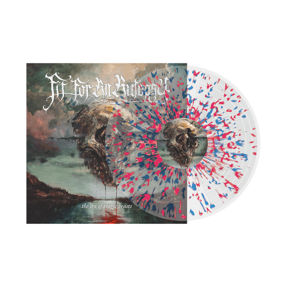 "The Sea Of Tragic Beasts 12"" Vinyl (Clear w/ Magenta and Sky Blue Splatter)"