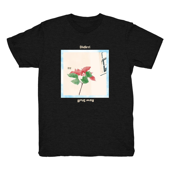 Raw Stuff Tee (Black)