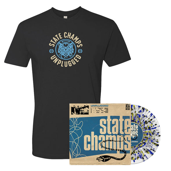 Unplugged LP + Tee Bundle // PREORDER