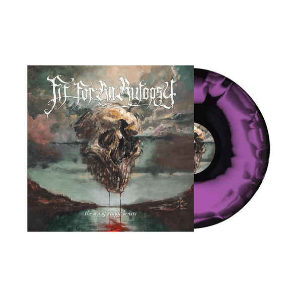 "The Sea Of Tragic Beasts 12"" Vinyl (Purple and Black Swirl)"