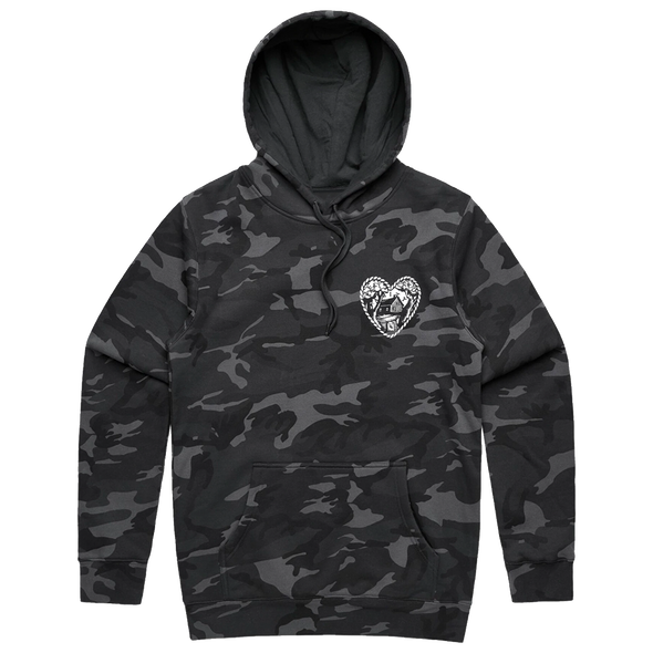 Aloneliness Hoodie (Camo)