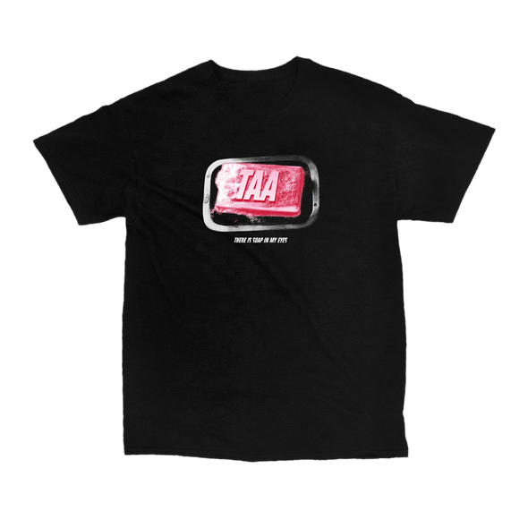 Soap In My Eyes Tee (Black)
