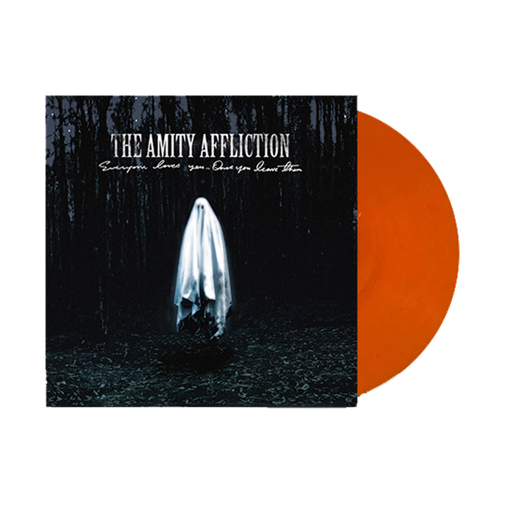 Everyone Loves You… Once You Leave Them LP (Orange - 24Hundred Exclusive)
