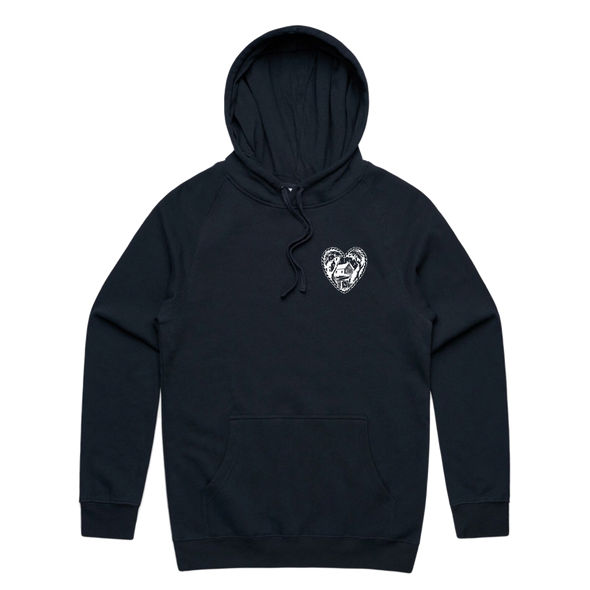 Aloneliness Hoodie (Navy)