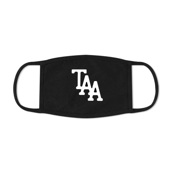 TAA Logo Face Mask (Black)