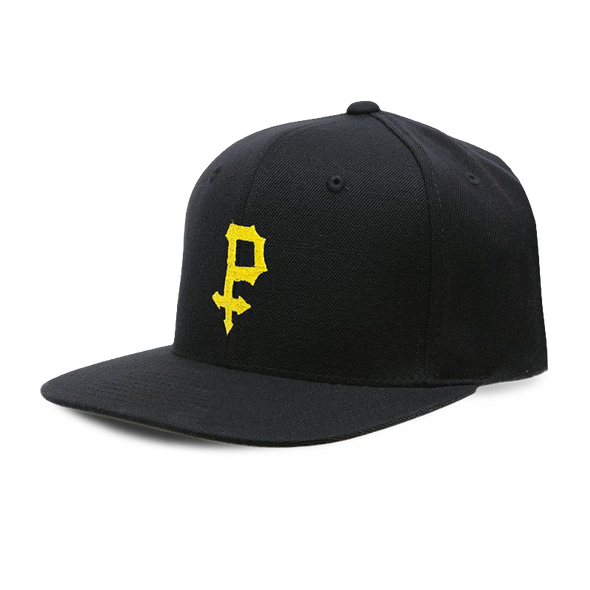 Pittsburgh Snapback (Black)