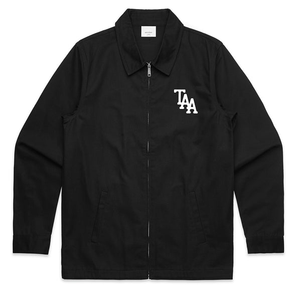 Soak Me In Bleach Jacket (Black)