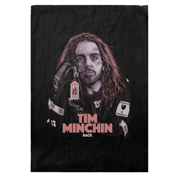 Back Tour Tea Towel