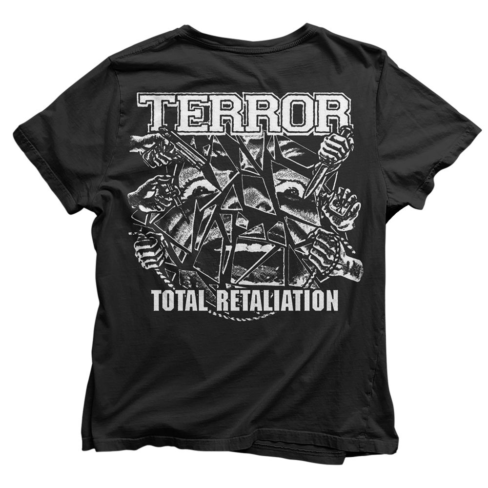 Total Retaliation Tee (Black)