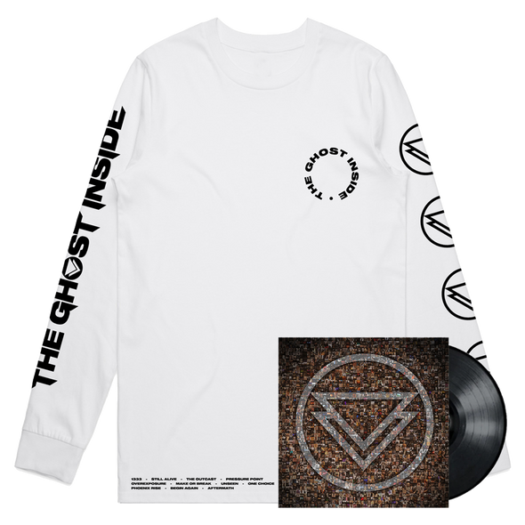 Beat Goes On Longsleeve + LP Bundle // PREORDER