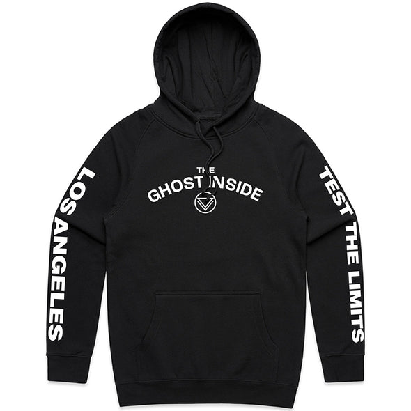 Test The Limits Hood (Black)