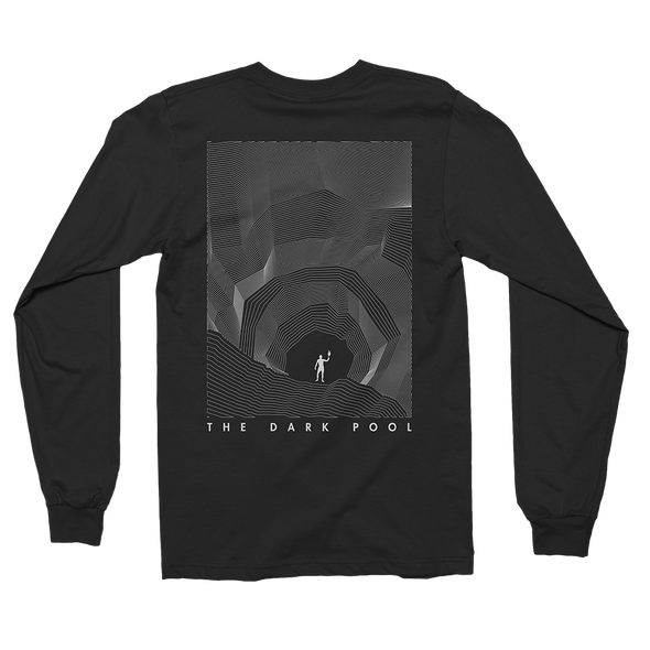 The Dark Pool Longsleeve (Black)