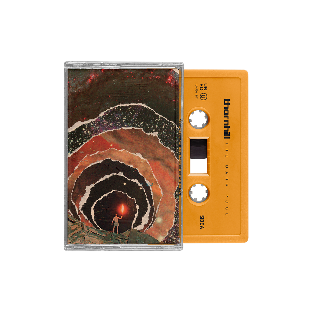 The Dark Pool Cassette (Orange)