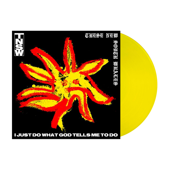 "I Just Do What God Tells Me To Do 12"" Vinyl (Yellow Indie Exclusive)"