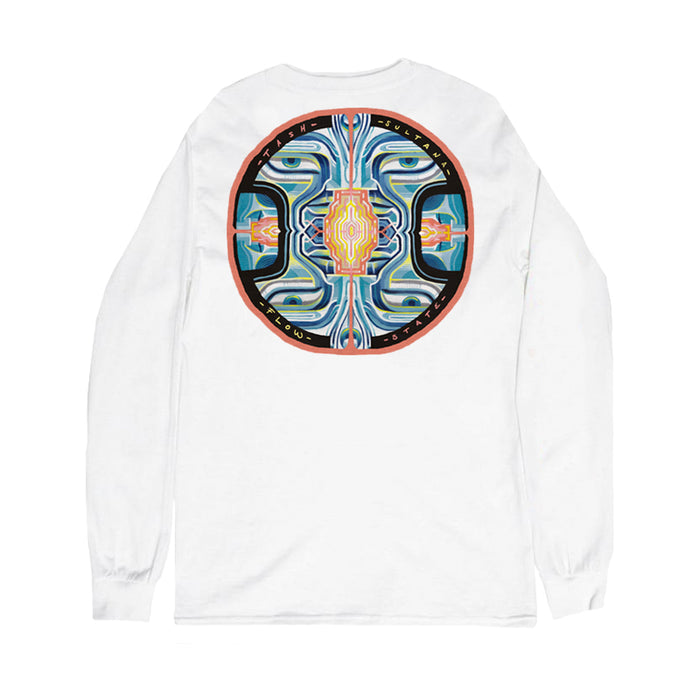 Flow State Long Sleeve (White)