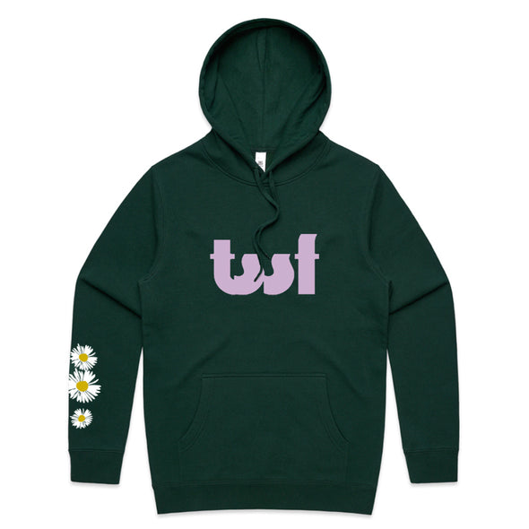 It's All Love Now Hoodie (Pine Green)