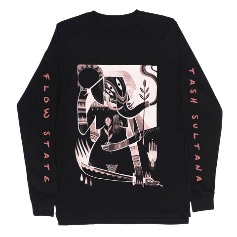 Elephant Longsleeve (Black) + Digital Download