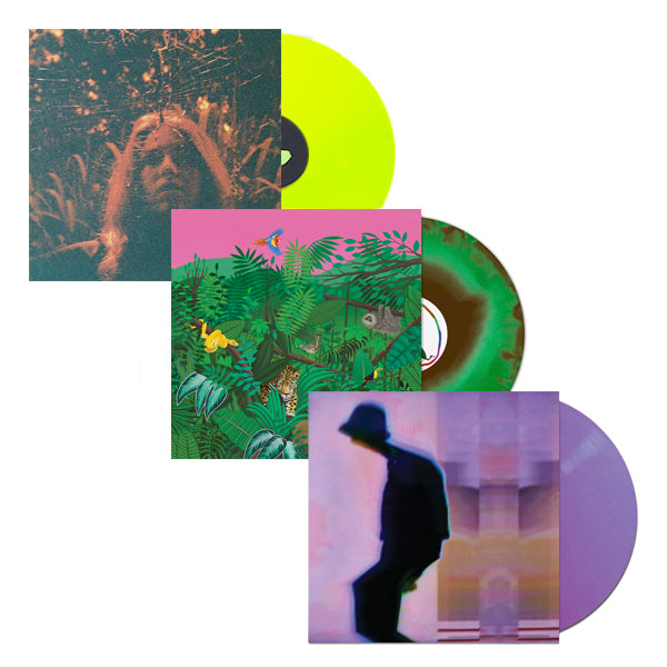 Turnover Vinyl Bundle // PREORDER