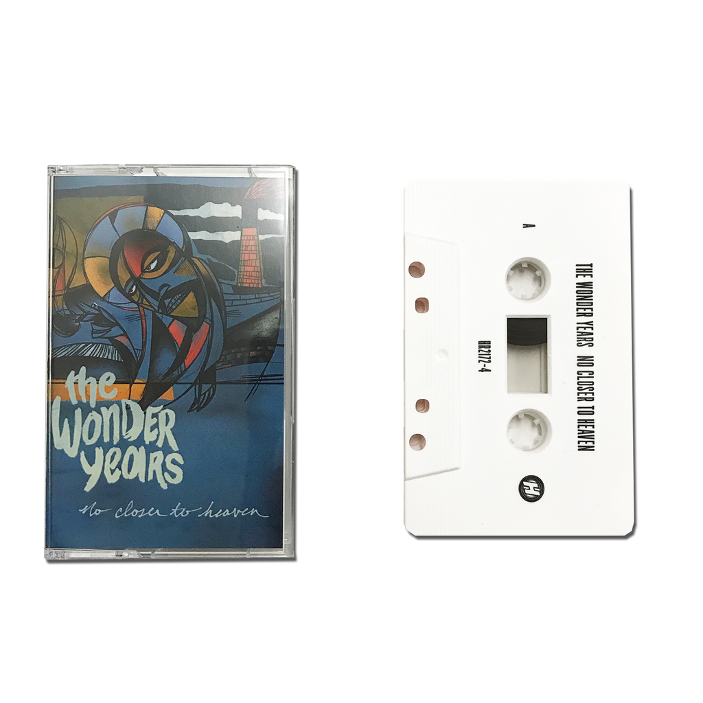 No Closer To Heaven (Cassette)