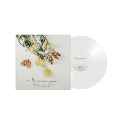 "Burst & Decay 12"" Vinyl (White)"