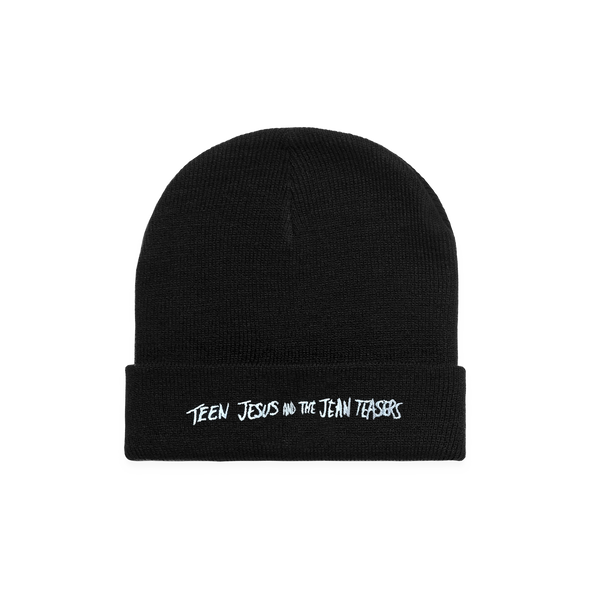 Teen Jesus and the Jean Teasers Beanie (Black)