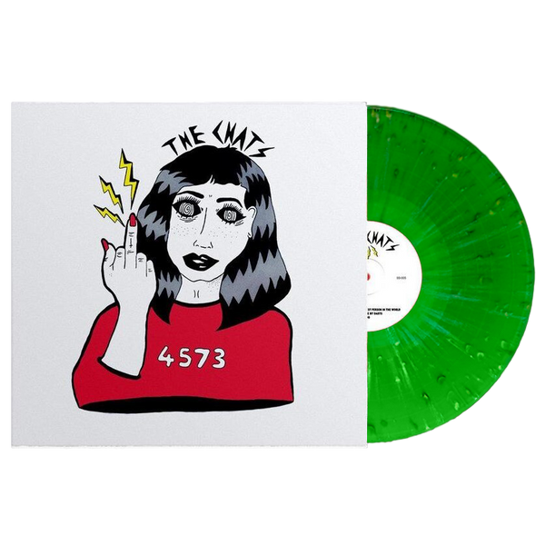 "The Chats 12"" Vinyl (Green w/ Green Splatter)"