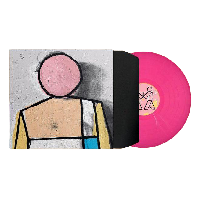 "More Scared Of You Than You Are Of Me 12"" Vinyl (Neon Magenta)"
