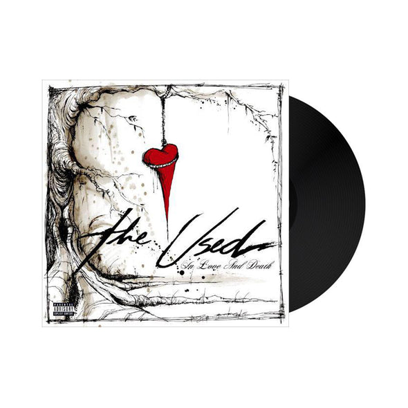 "In Love And Death 12"" Vinyl (Black)"