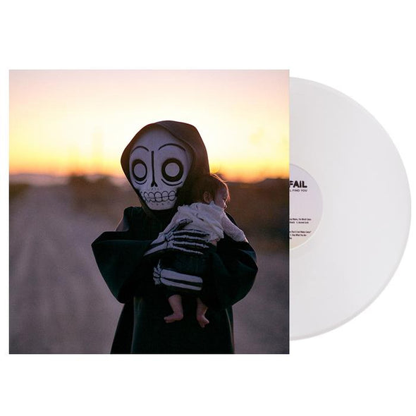 "If There Is Light, It Will Find You 12"" Vinyl (White)"