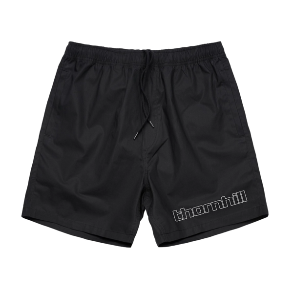 Thornhill Logo Shorts (Black)