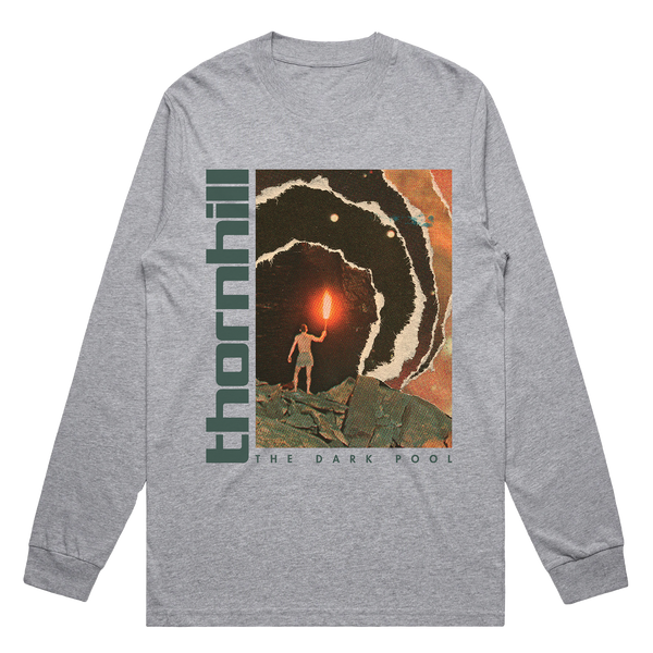 The Dark Pool Cover Longsleeve