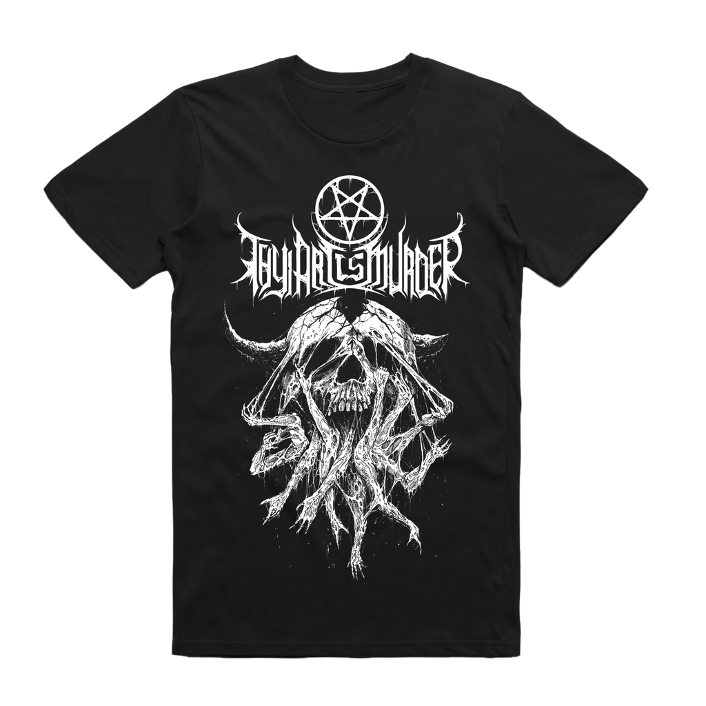 Atonement Tee (Black)