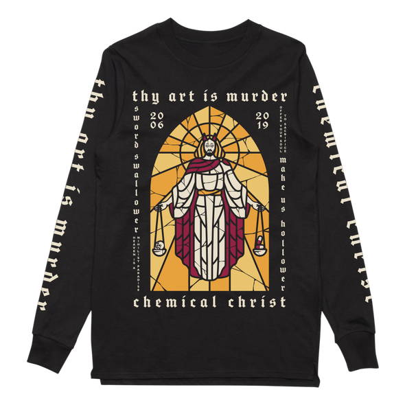 Chemical Christ Longsleeve (Black)