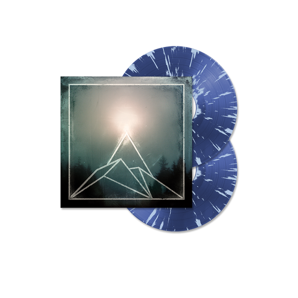 "The Canyon 12"" Vinyl (Transparent Blue w/ Light Blue Splatter)"