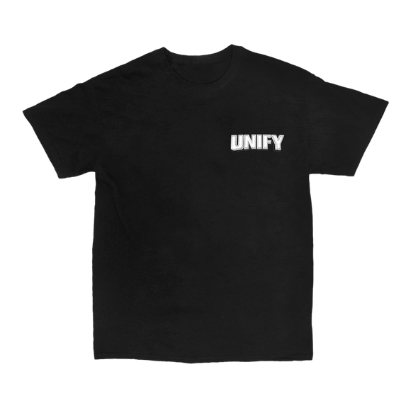 UNIFY 2019 Lineup Tee (Black)