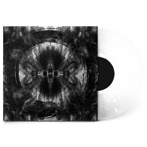 "Holy Hell 12"" Vinyl (Frosted Clear with White Splatter)"