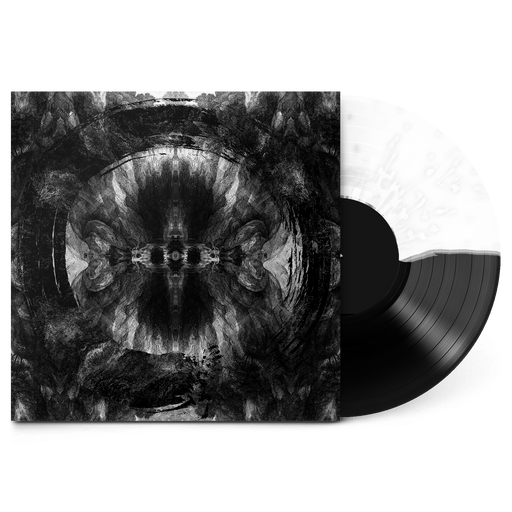 "Holy Hell 12"" Vinyl (Half Black/Half Ultra Clear with White Splatter)"