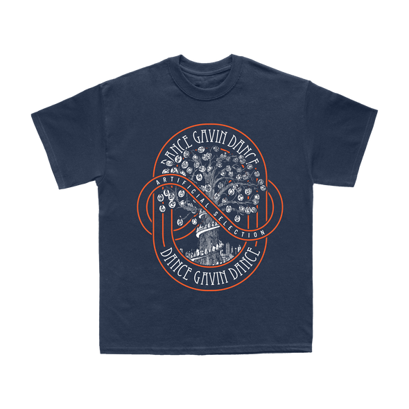 Artificial Selection Tee (Navy)