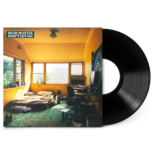 "Dont Let Go 12"" Vinyl (Black) // PREORDER"
