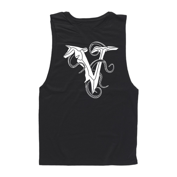 Big V Sleeveless (Black)