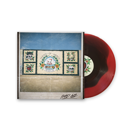 "Resolve (Black w/ Red 12"" Vinyl)"
