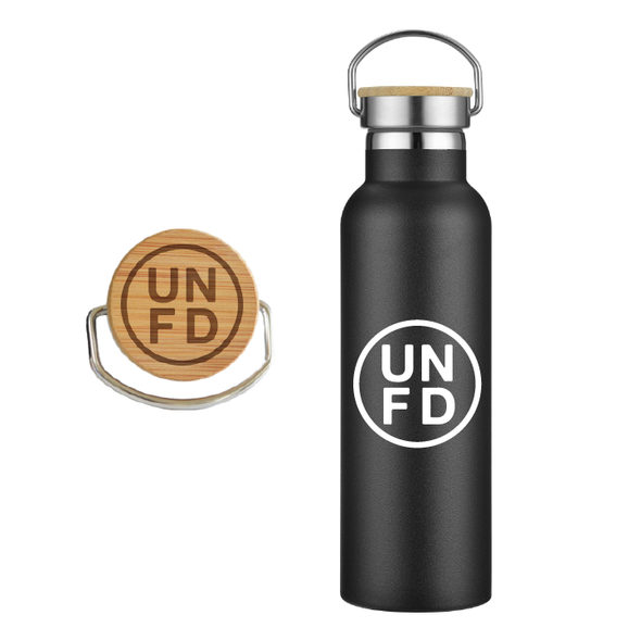UNFD Water Bottle (Black)