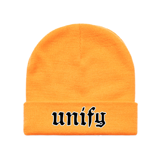 UNIFY Beanie (Yellow) // PREORDER