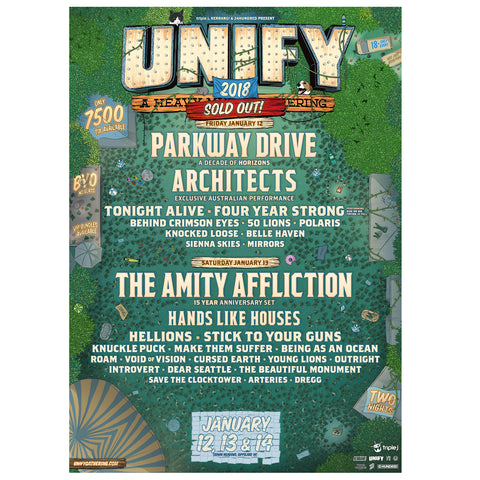 UNIFY 2018 A2 Poster