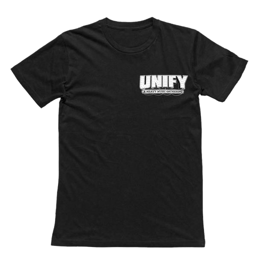 Unify Official Merch - UNIFY 2017 Jersey Tee (Black)